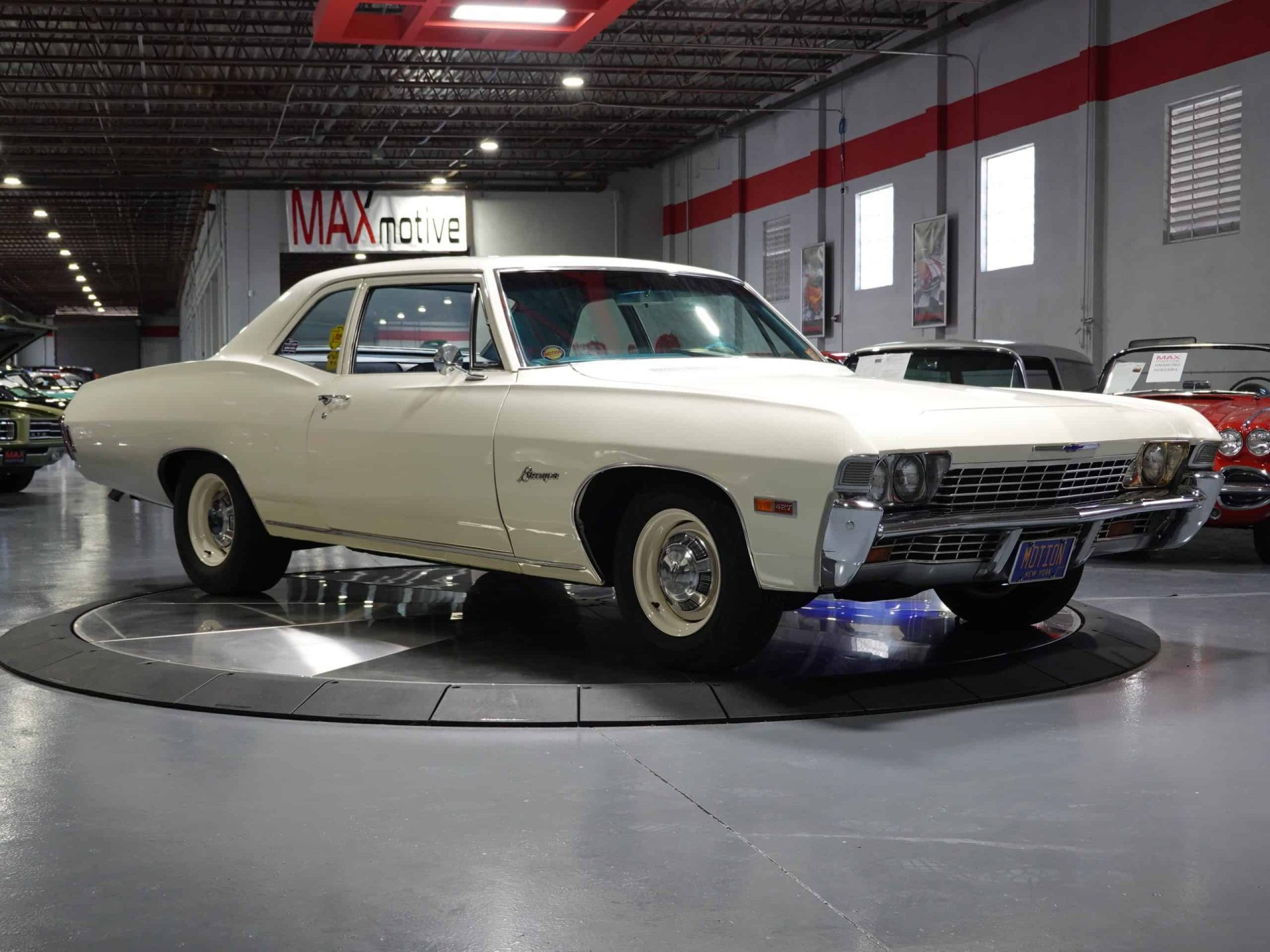 1968 Chevrolet Biscayne Coupe - F0619