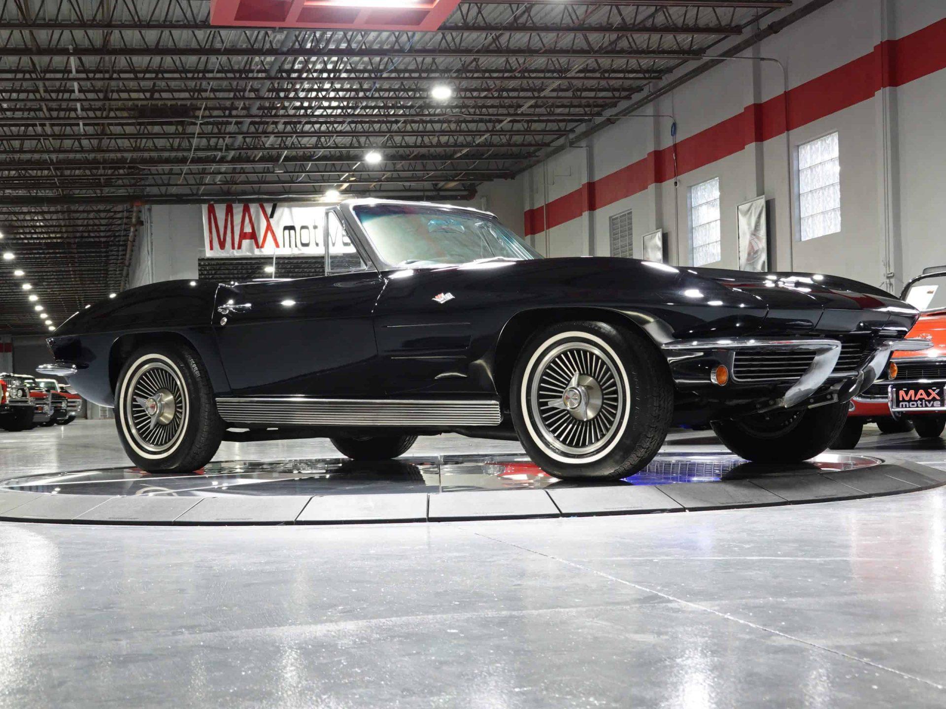 1963 Chevrolet Corvette  - F0597