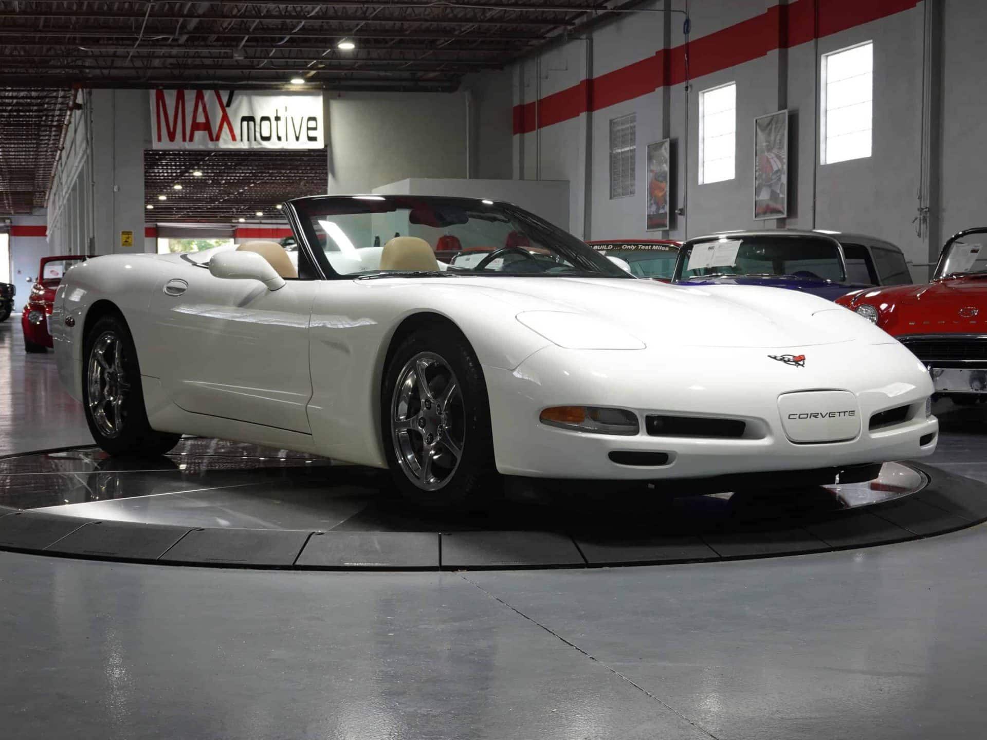 2004 Chevrolet Corvette C5 Convertible - F0658