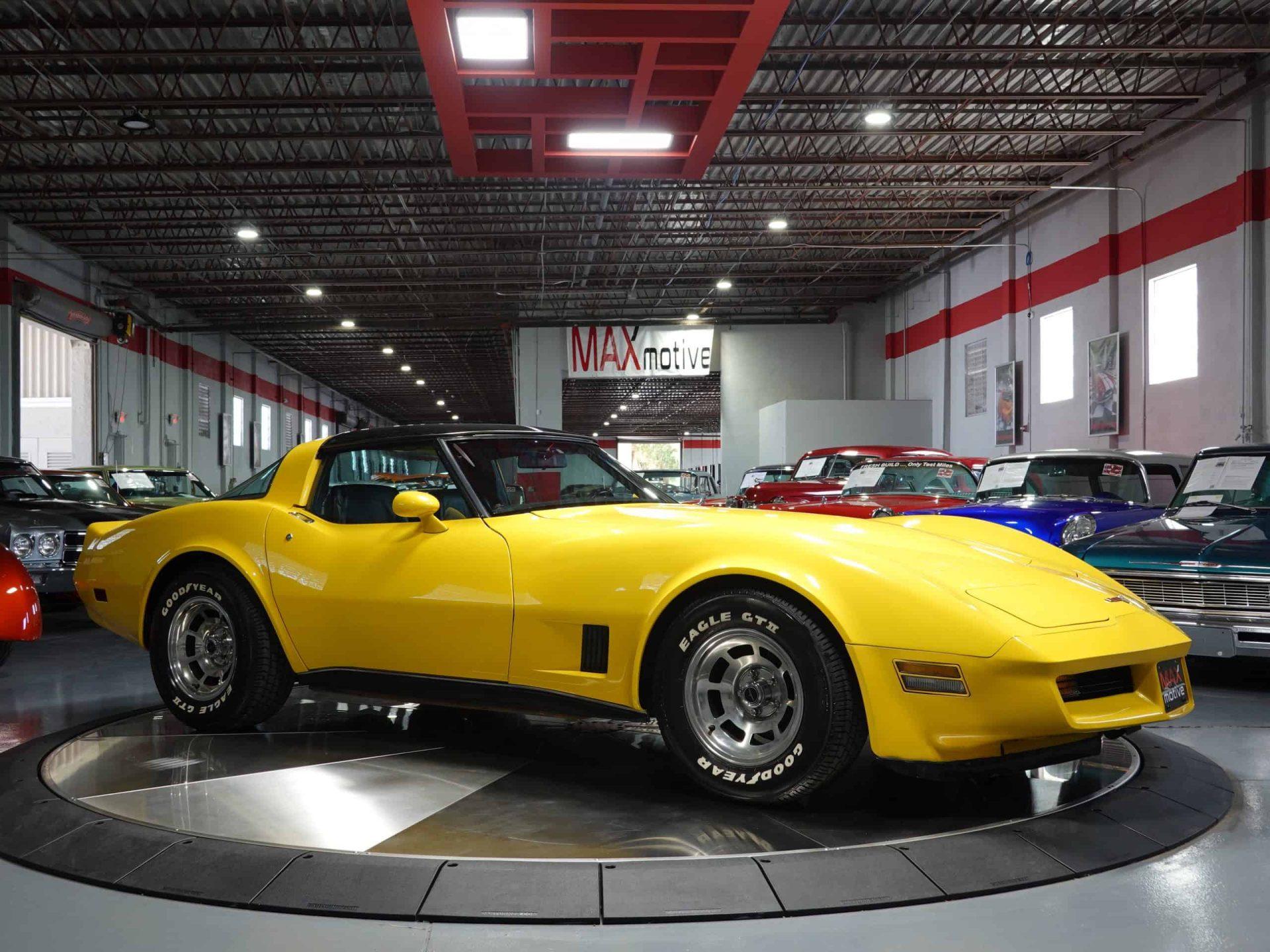 1980 Chevrolet Corvette Coupe - F0708