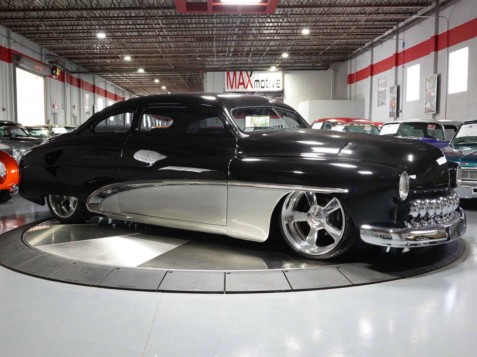 1949 Mercury Custom Coupe - F0709