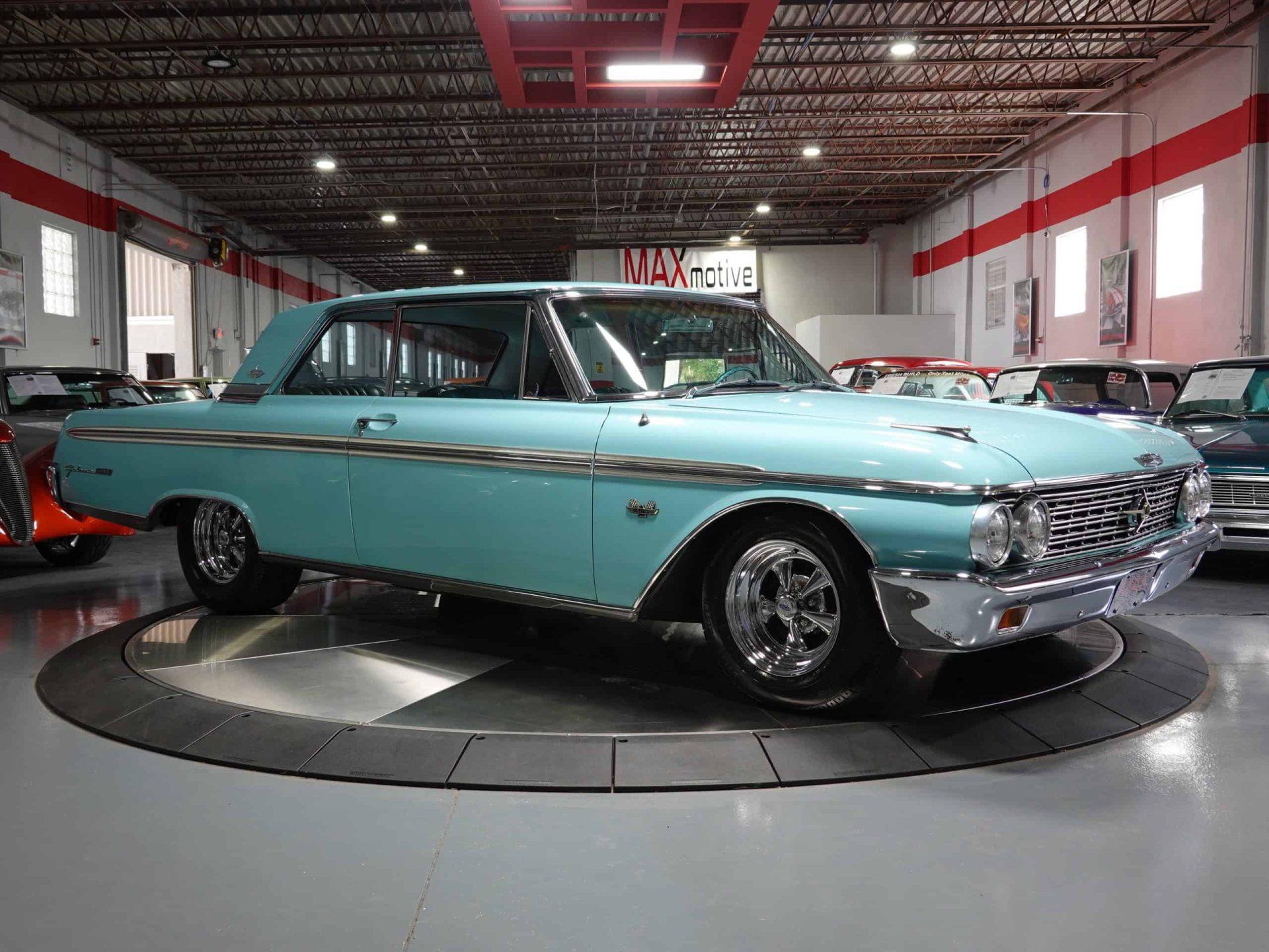 1962 Ford Galaxie 500 XL - F0744