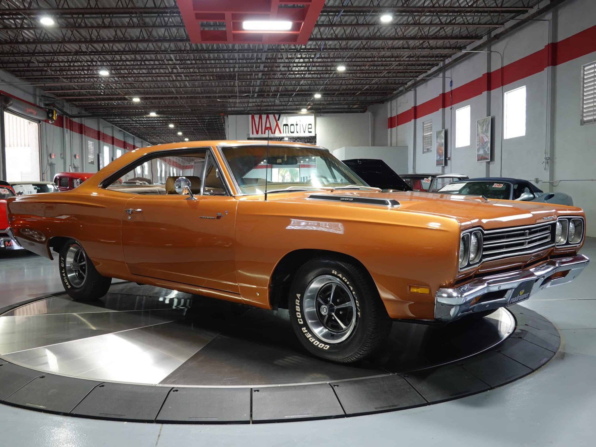 1969 Plymouth Road Runner Coupe - F0854