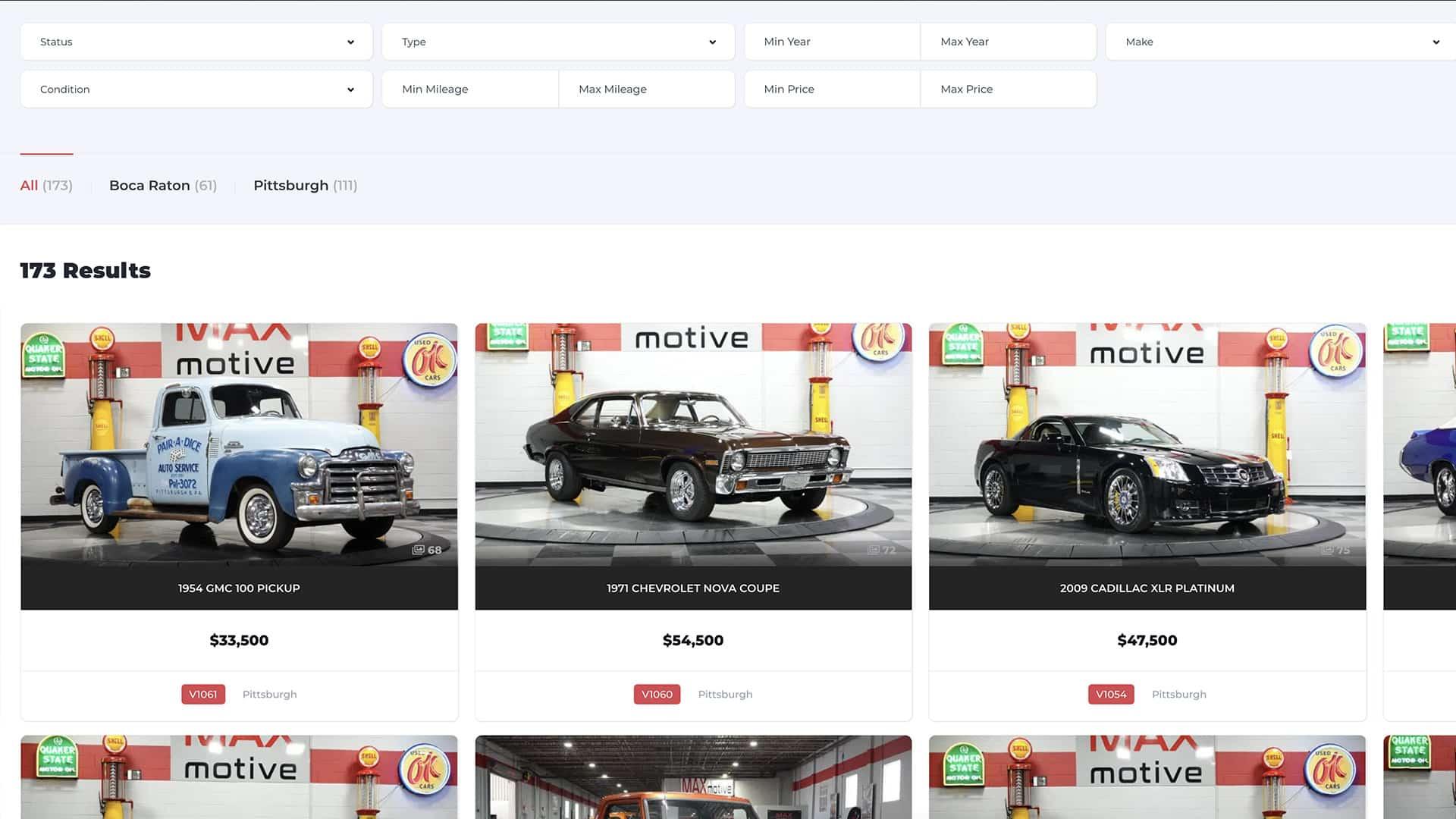 View Maxmotive