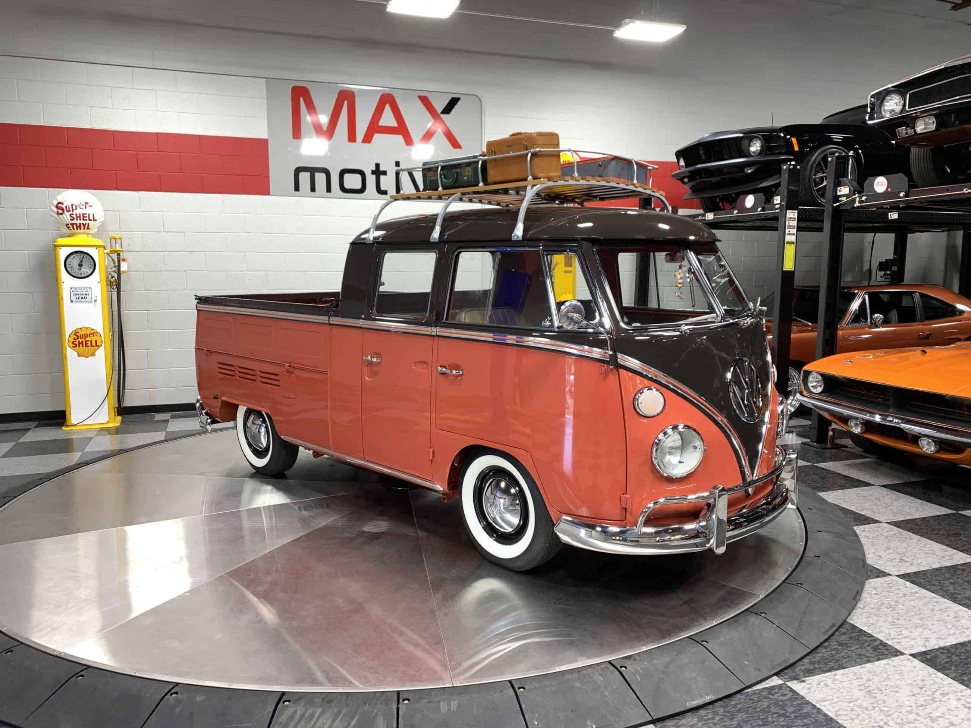 1967 Volkswagen Transporter Type 2 - U0564