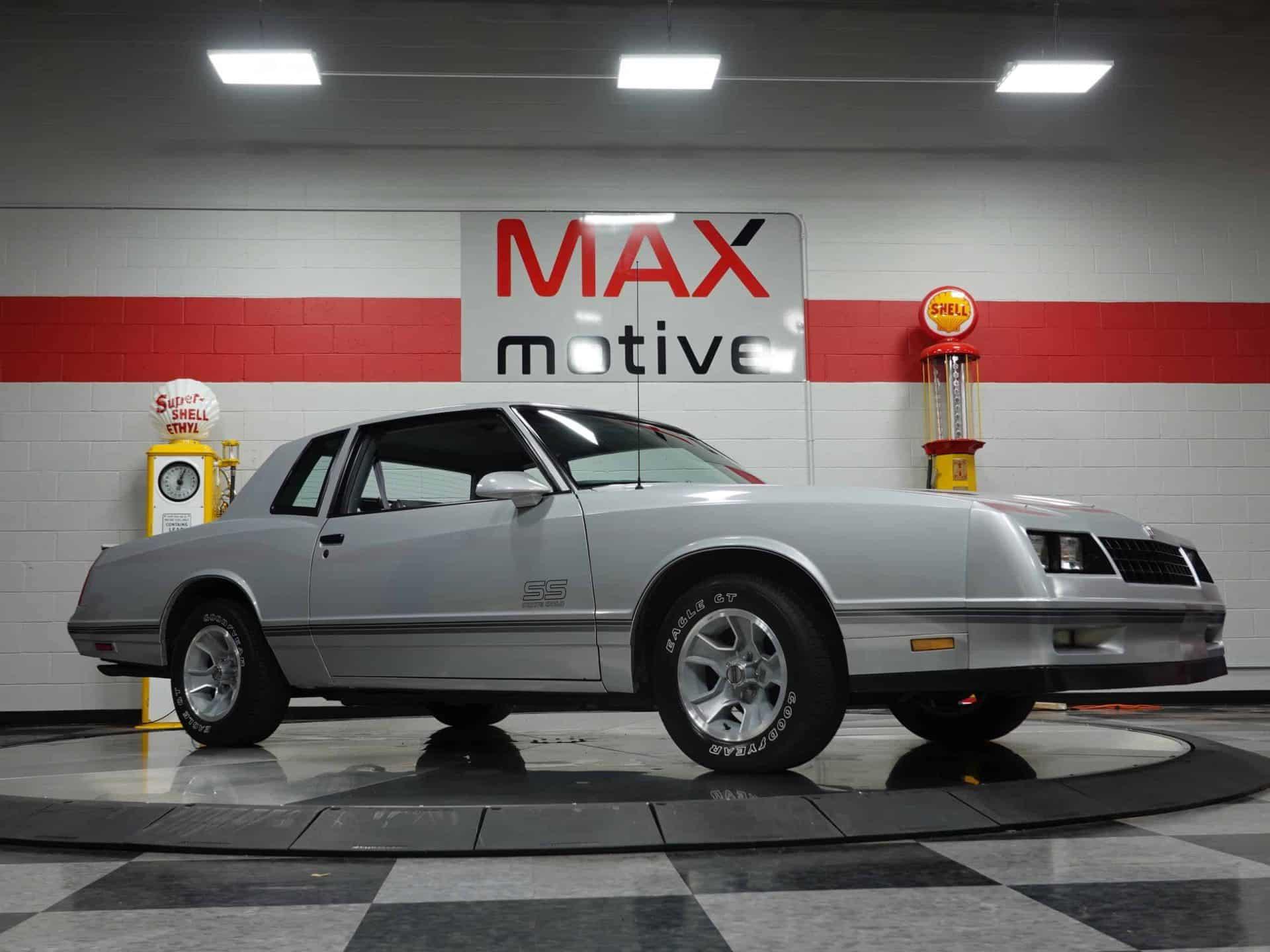 1987 Chevrolet Monte Carlo SS - U0670
