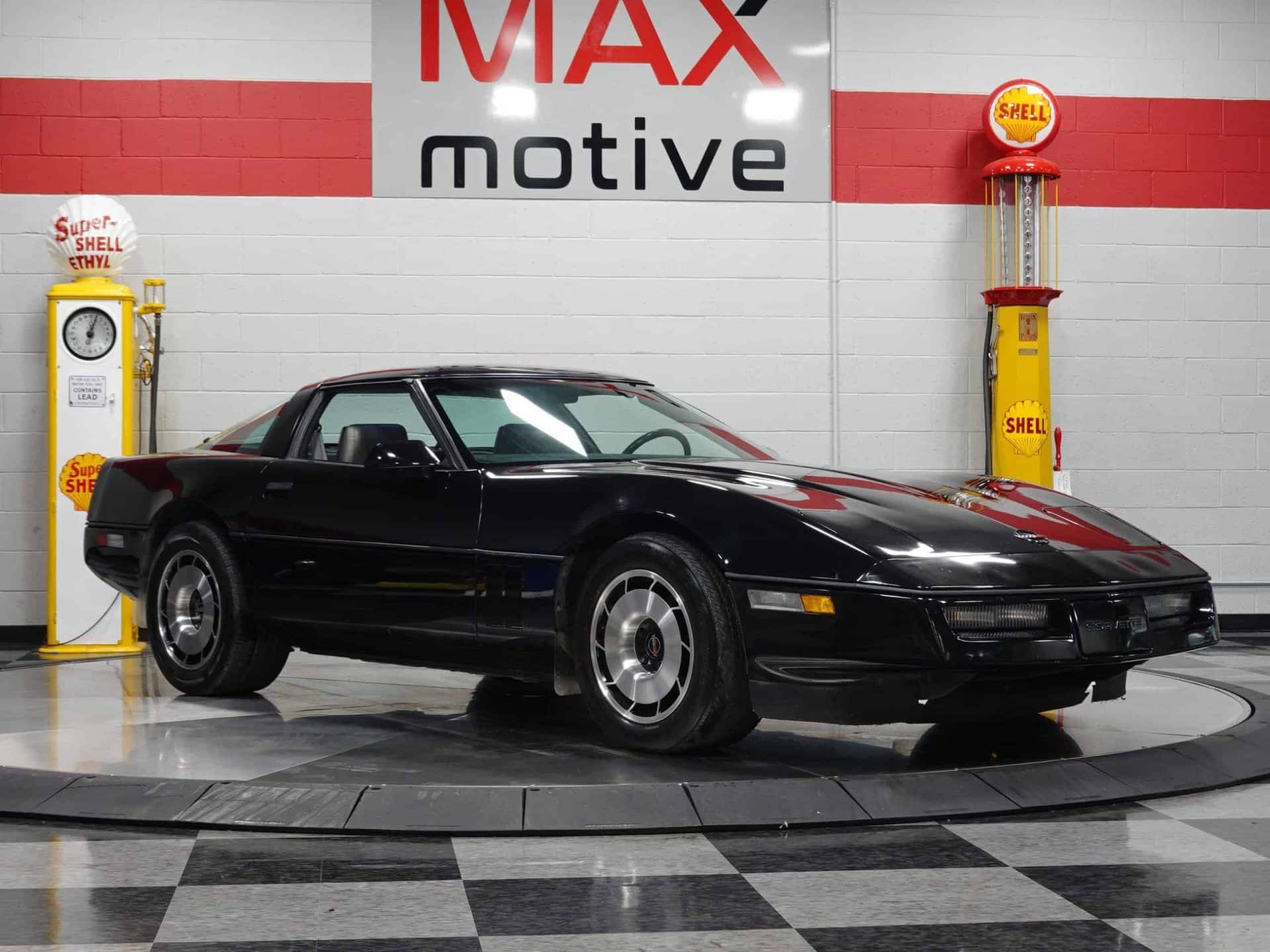 1985 Chevrolet Corvette Coupe - V0741