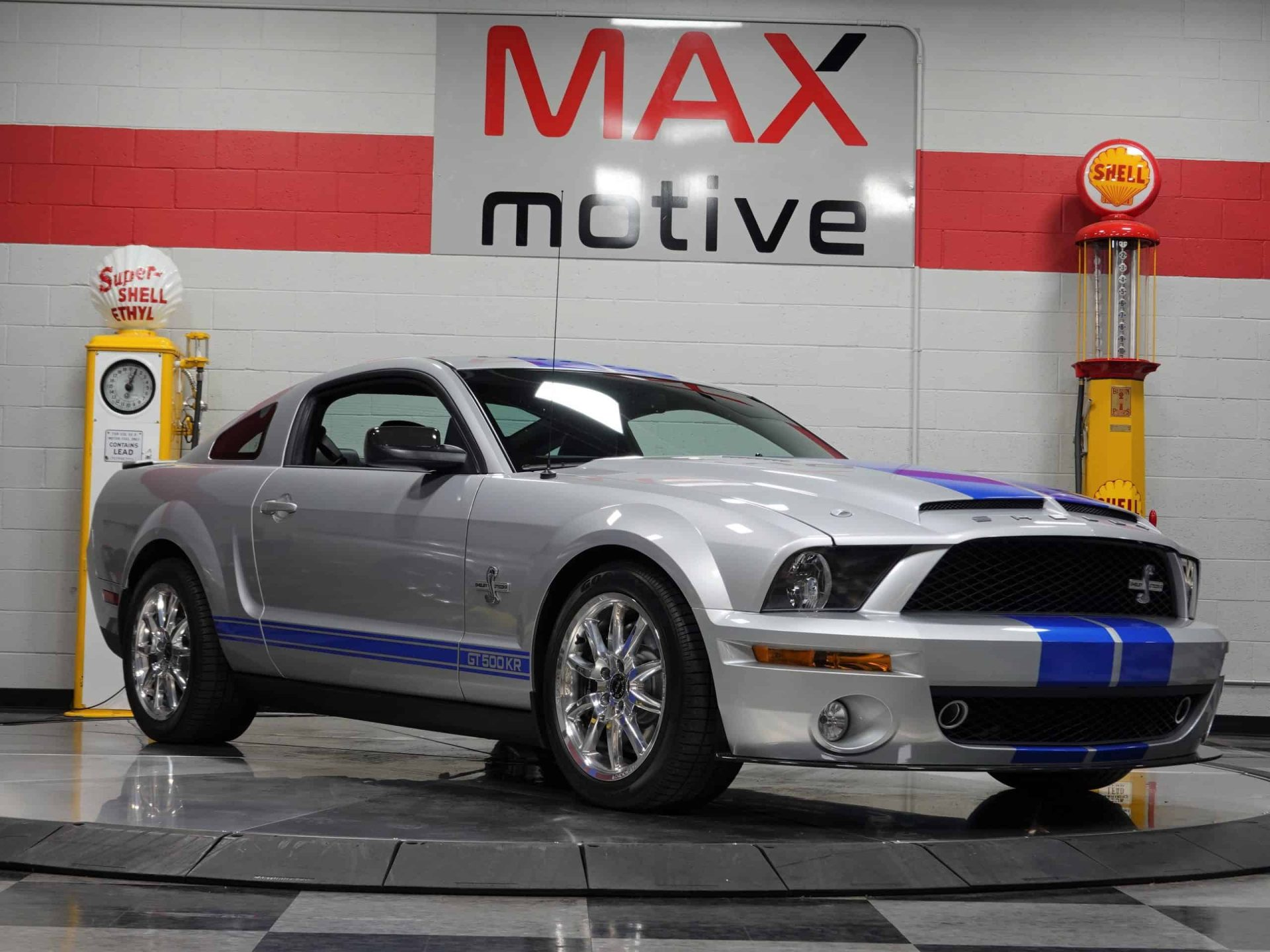 2009 Ford Shelby Mustang  - V0802