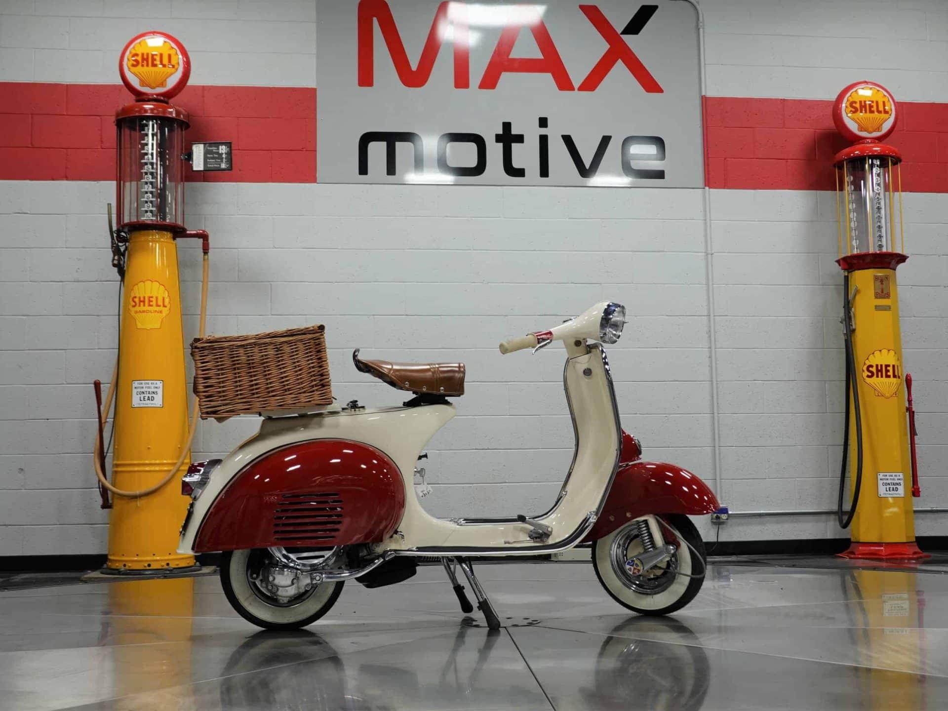 1962 Vespa 150  - v0850